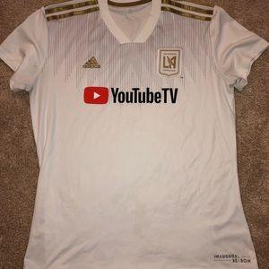 Adidas MLS Soccer jersey
